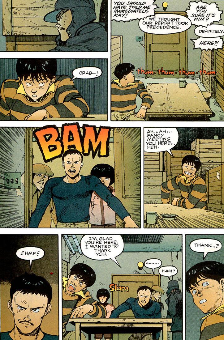 Read online Akira comic -  Issue #3 - 31