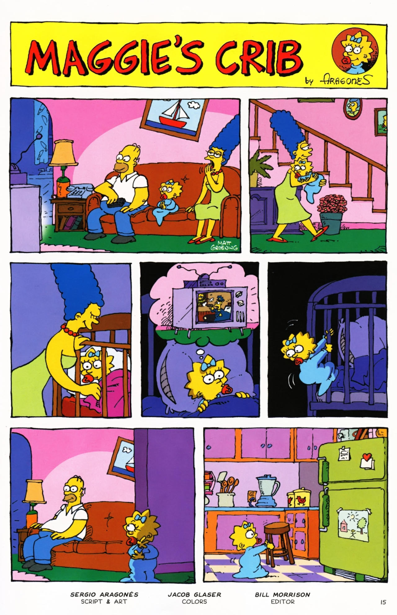 Read online Simpsons Comics Presents Bart Simpson comic -  Issue #50 - 12