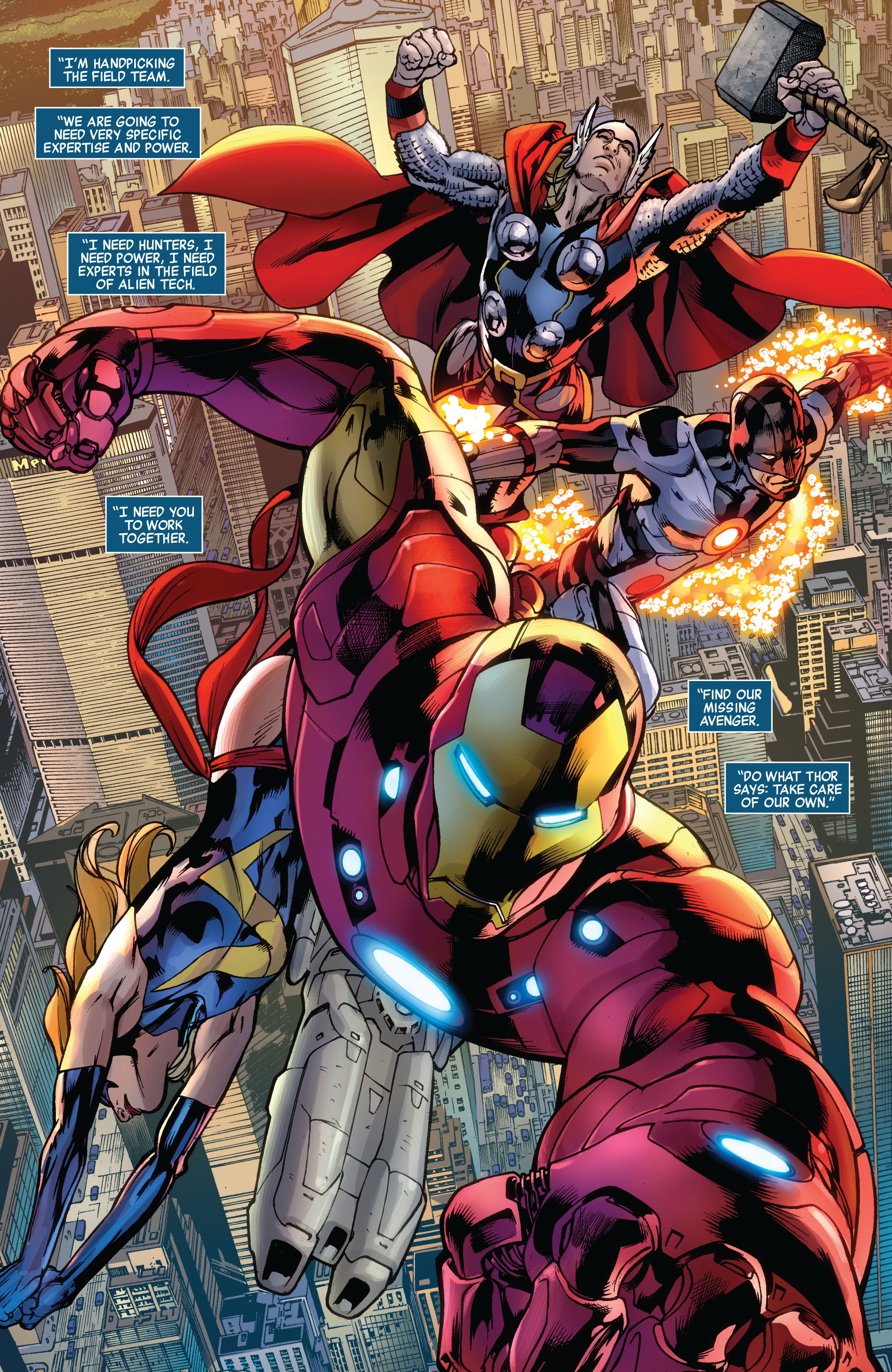 Read online Avengers (2010) comic -  Issue #12.1 - 9