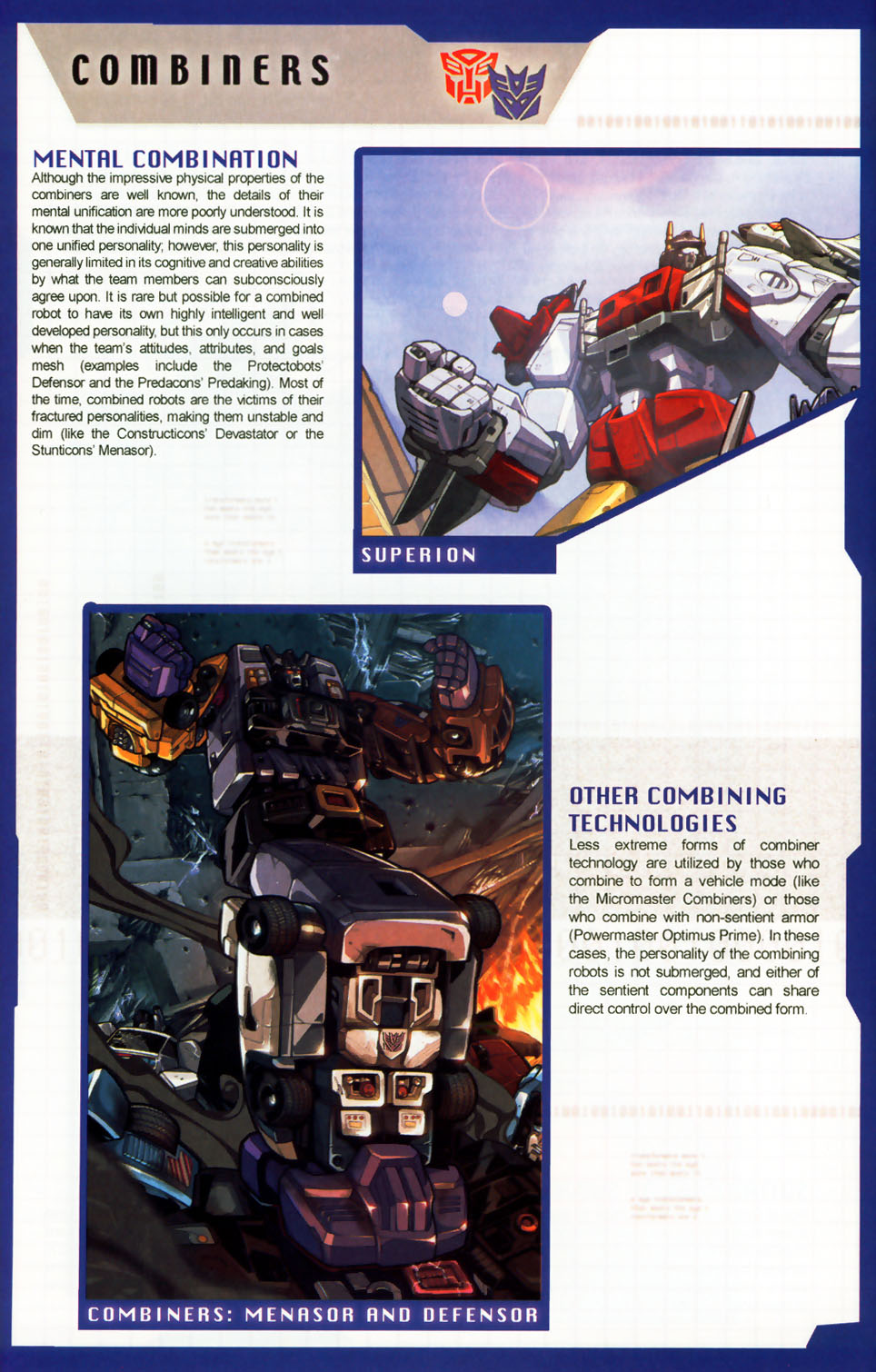 Read online Transformers: More than Meets the Eye comic -  Issue #8 - 9