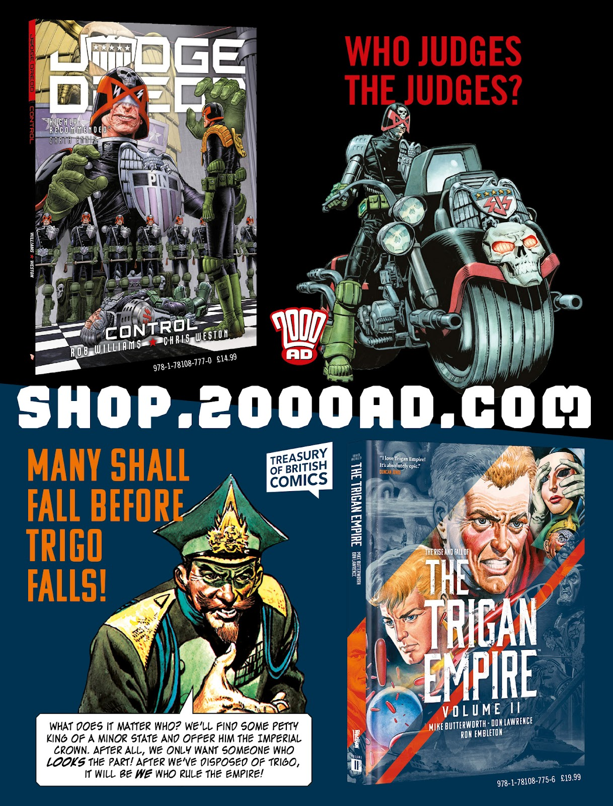 Judge Dredd Megazine (Vol. 5) issue 427 - Page 4