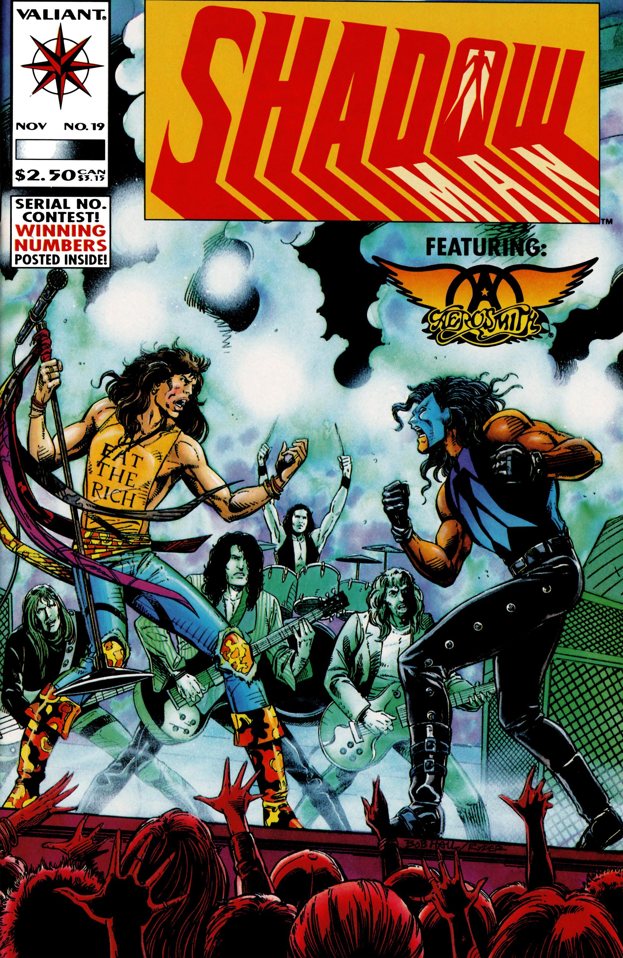 Read online Shadowman (1992) comic -  Issue #19 - 1