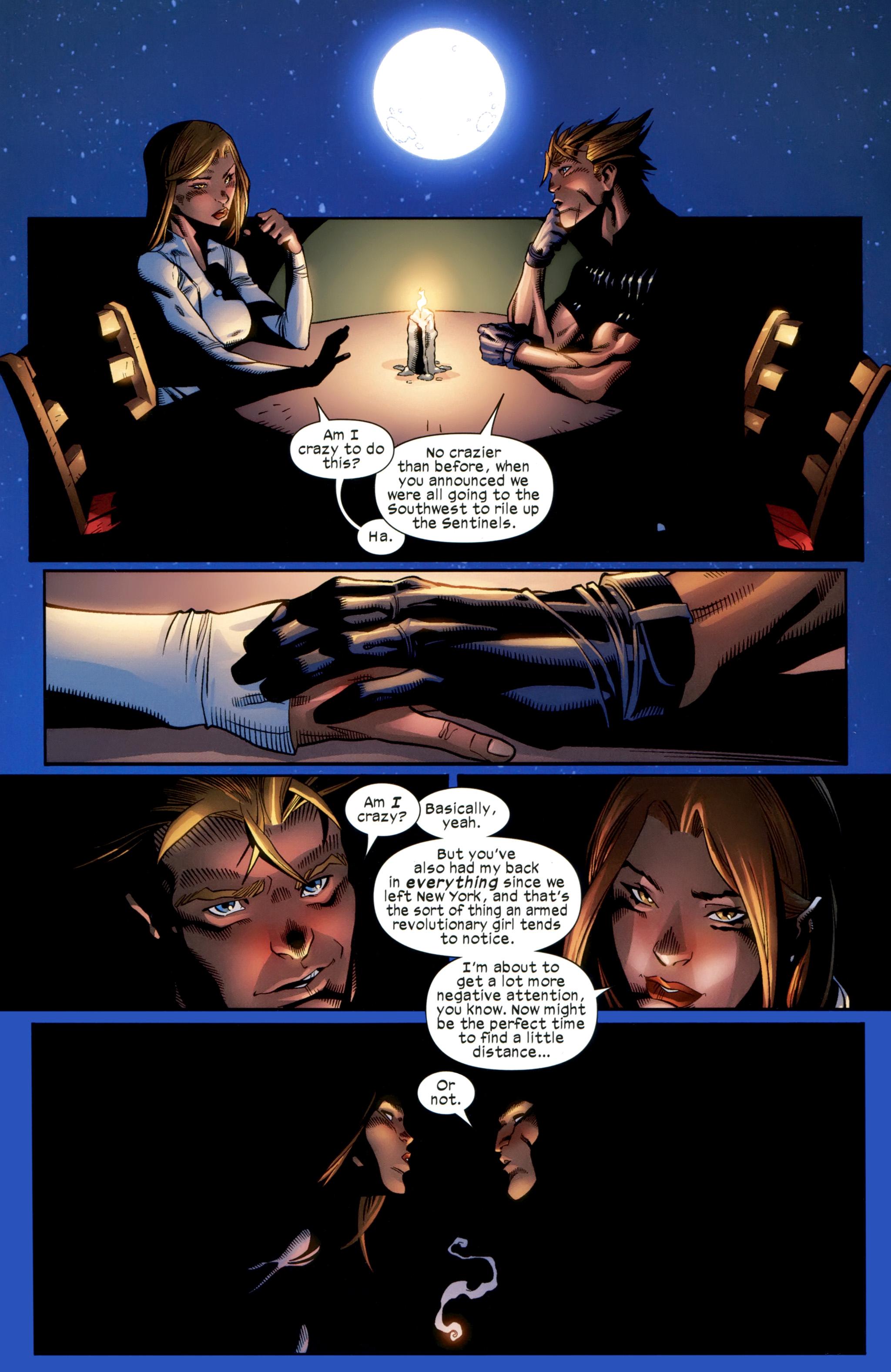 Read online Ultimate Comics X-Men comic -  Issue #20 - 20