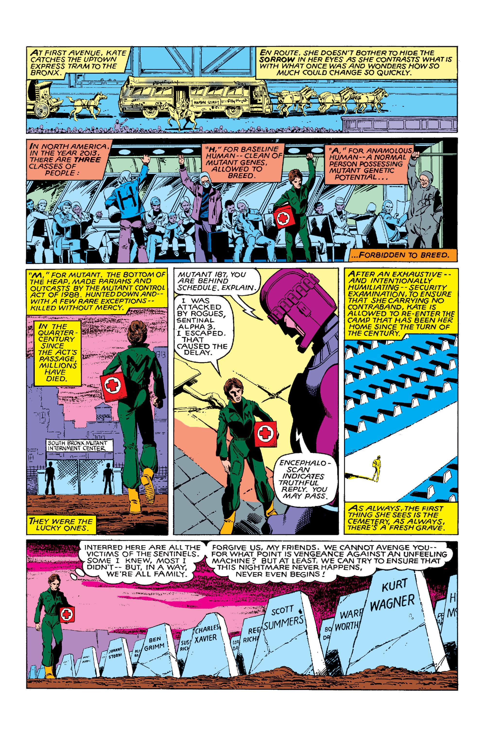 Uncanny X-Men (1963) 141 Page 4