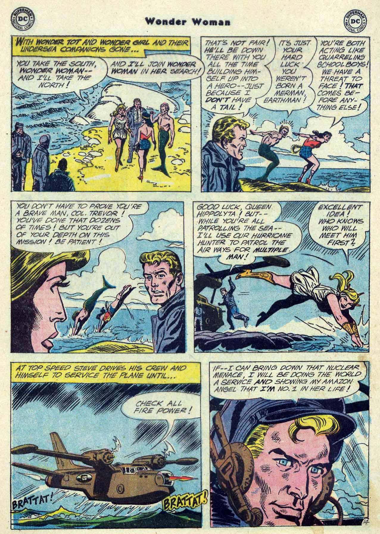 Read online Wonder Woman (1942) comic -  Issue #129 - 20