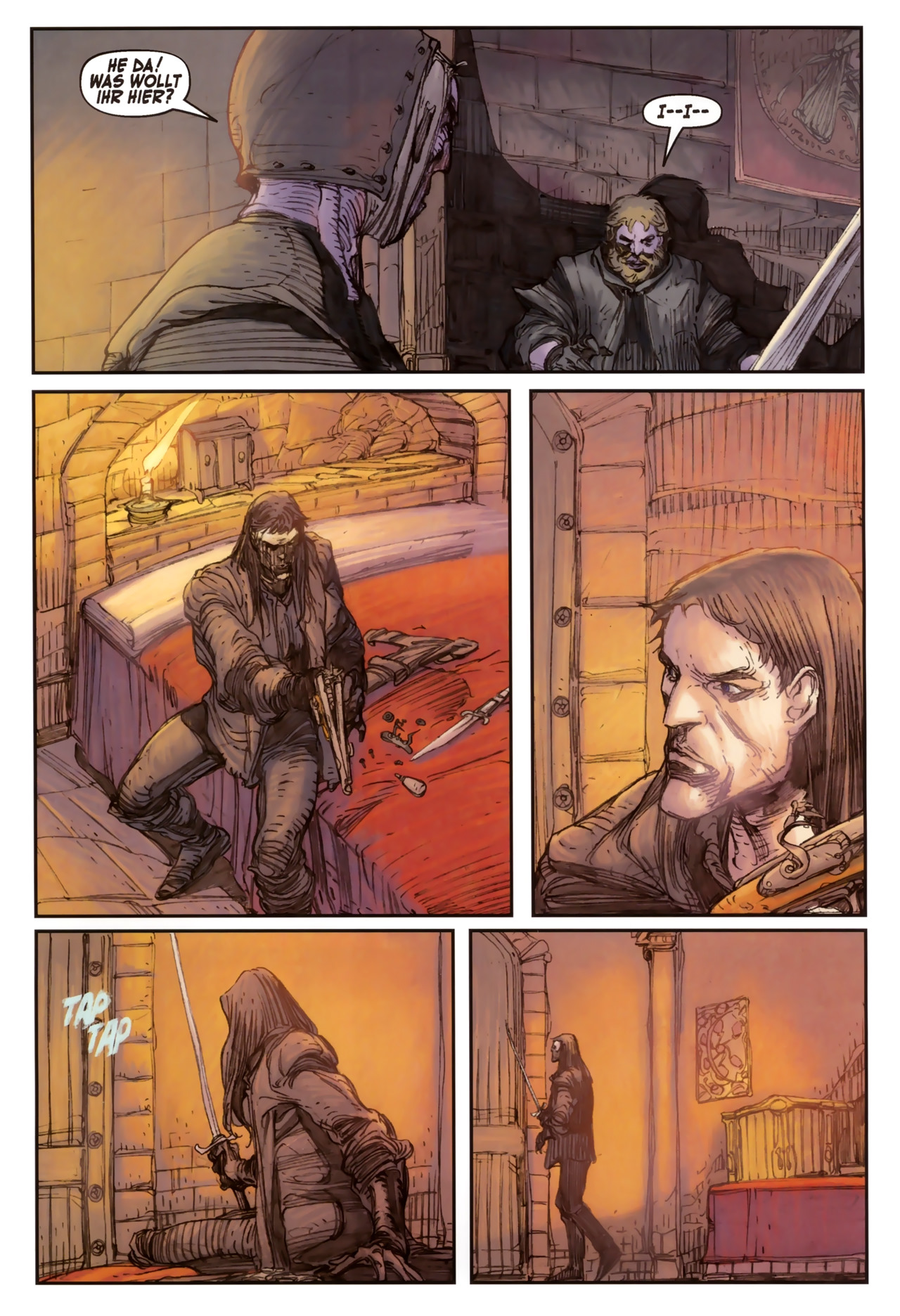 Read online Solomon Kane comic -  Issue #2 - 5
