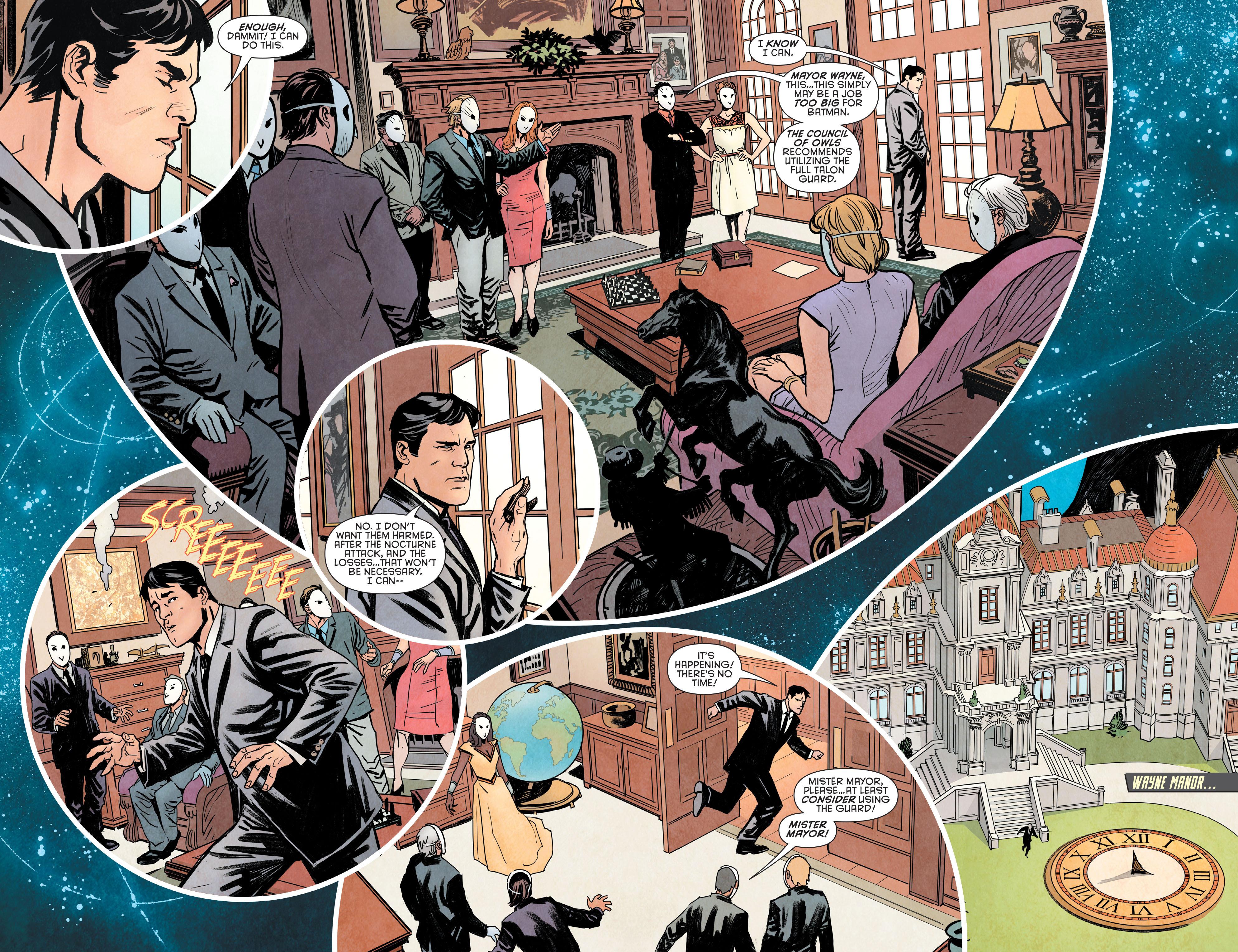 Read online Batman (2011) comic -  Issue # _TPB 9 - 75