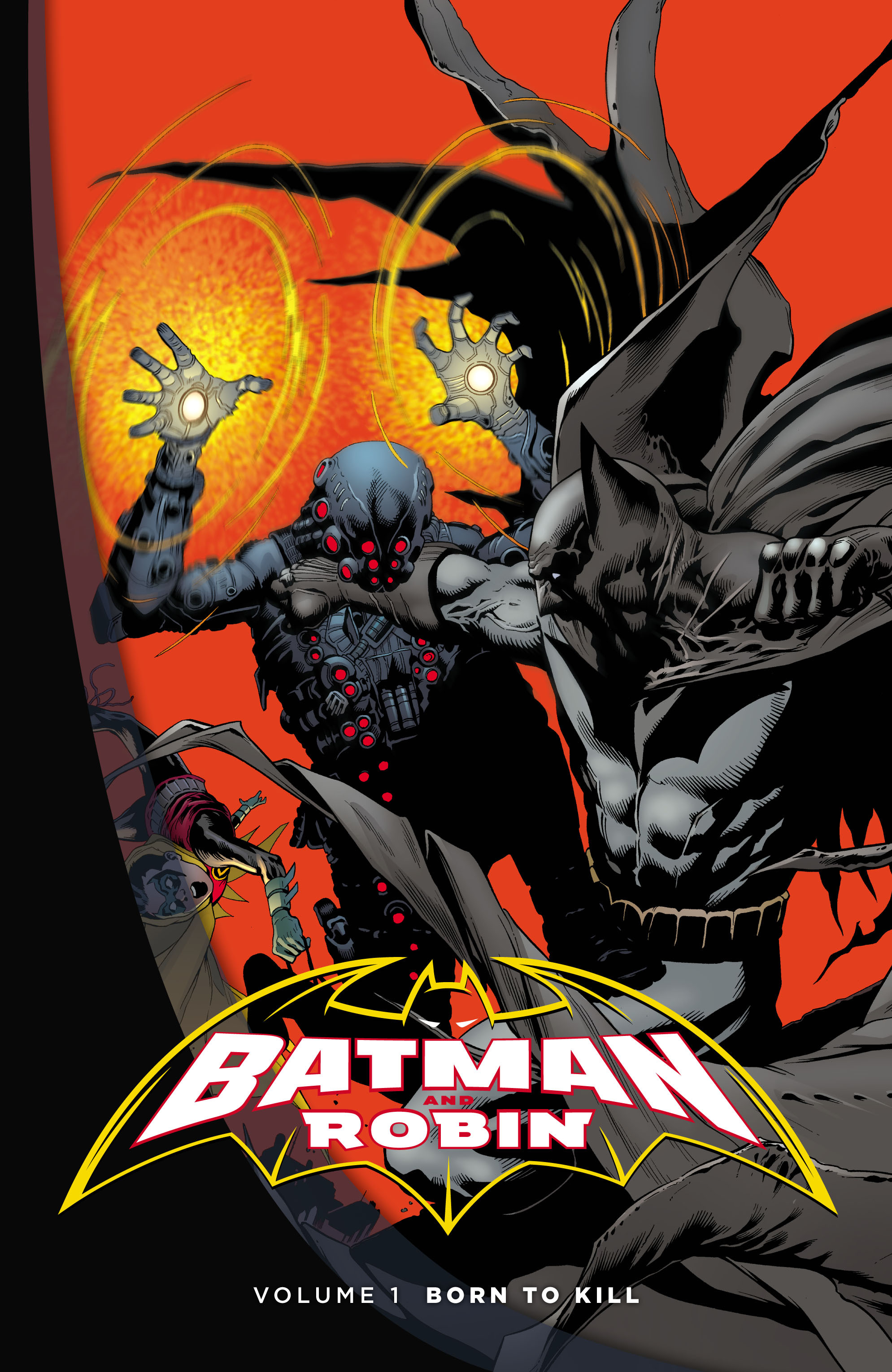 Read online Batman and Robin (2011) comic -  Issue # TPB 1 - 2