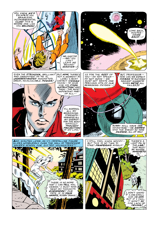 Read online Uncanny X-Men (1963) comic -  Issue #18 - 11