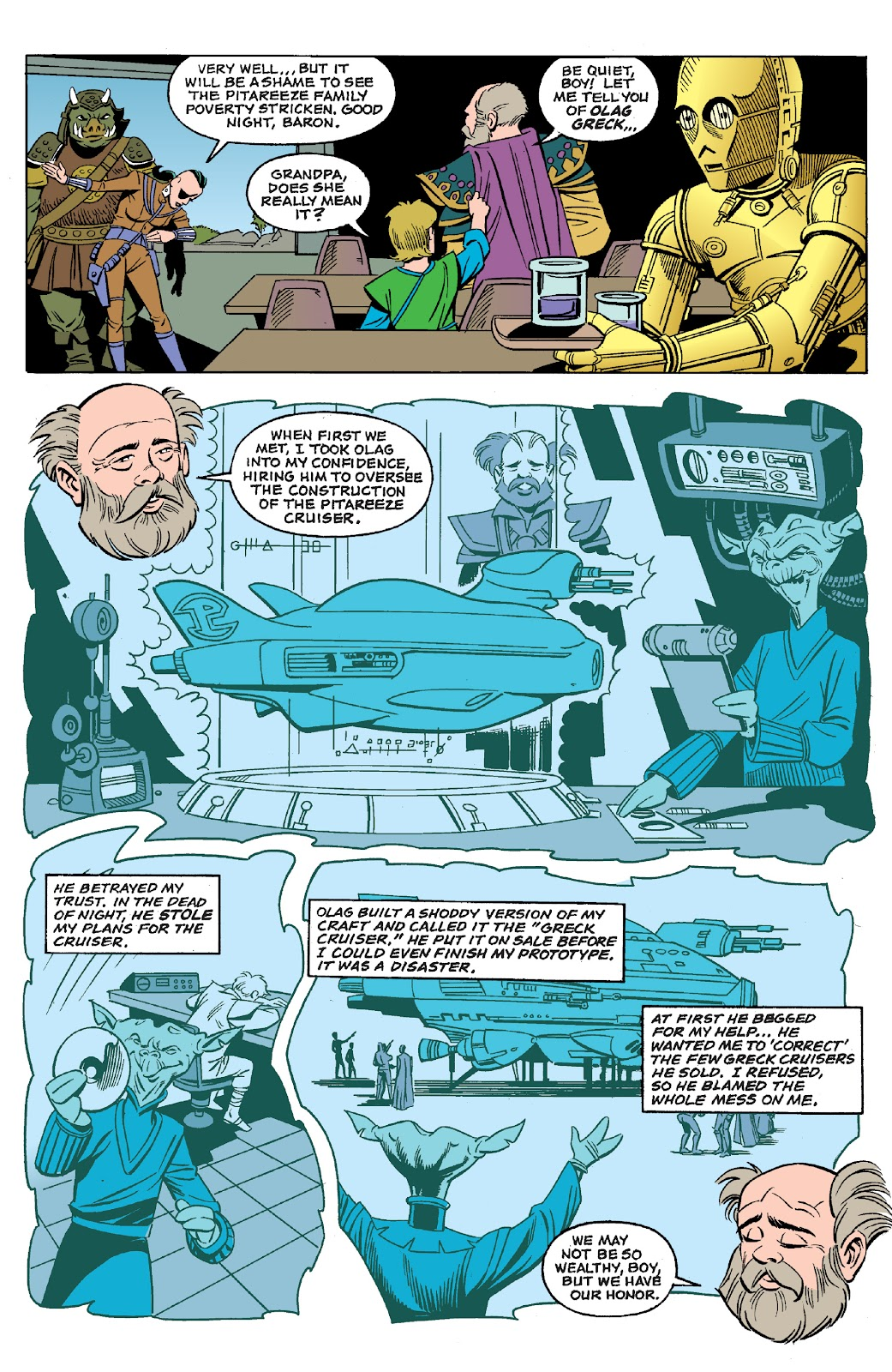 Read online Star Wars Legends Epic Collection: The Empire comic -  Issue # TPB 5 (Part 1) - 37