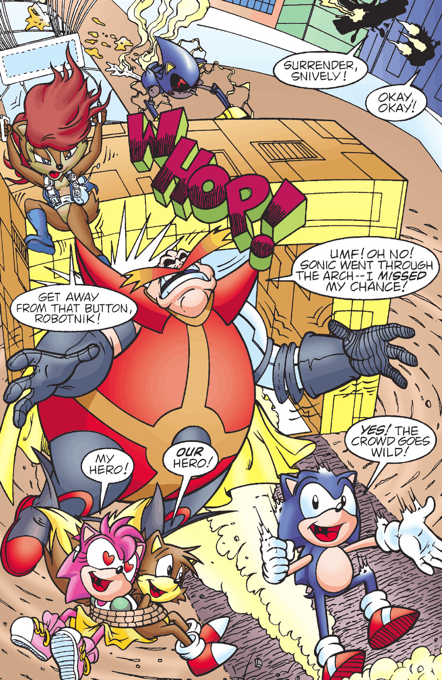 Read online Sonic Universe comic -  Issue #50 - 35