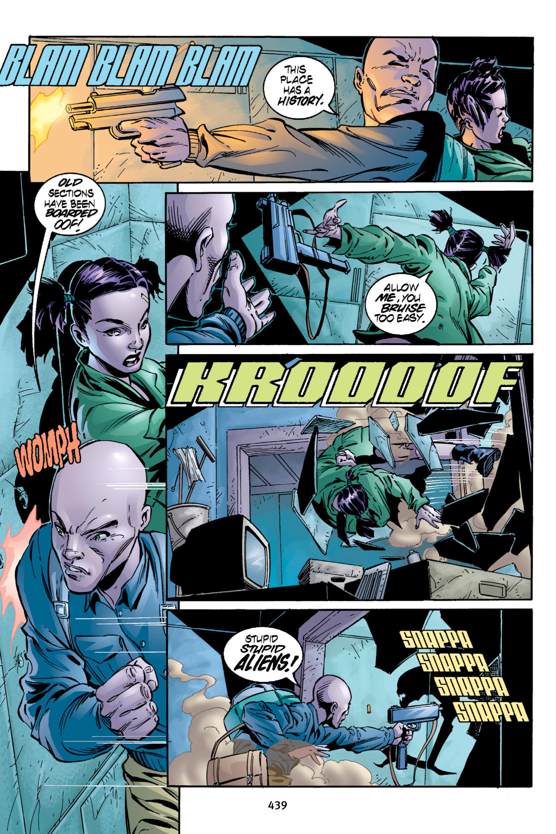 Read online Aliens vs. Predator Omnibus comic -  Issue # _TPB 2 Part 4 - 101