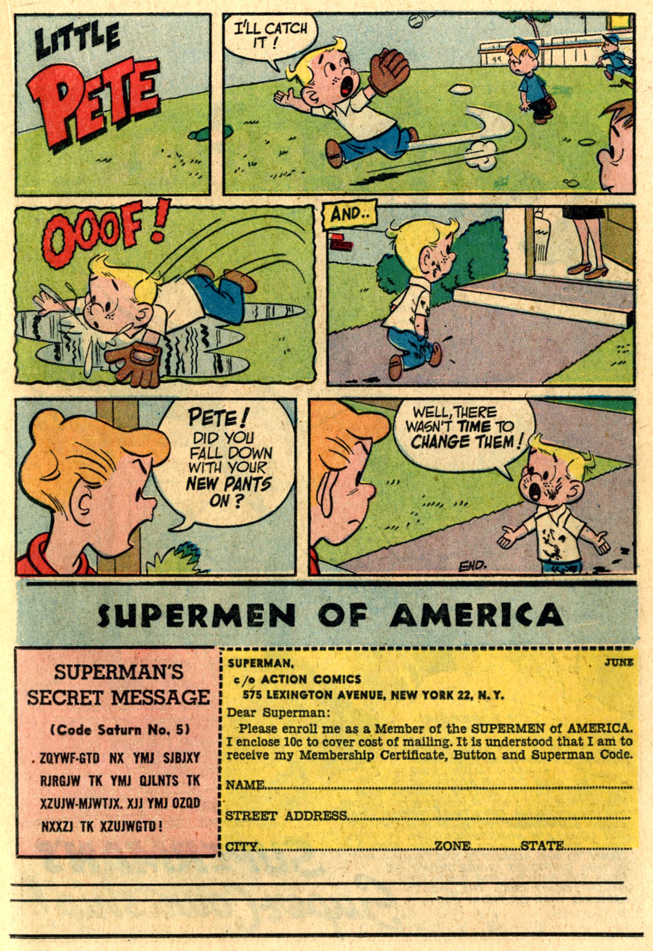 Read online Action Comics (1938) comic -  Issue #289 - 19