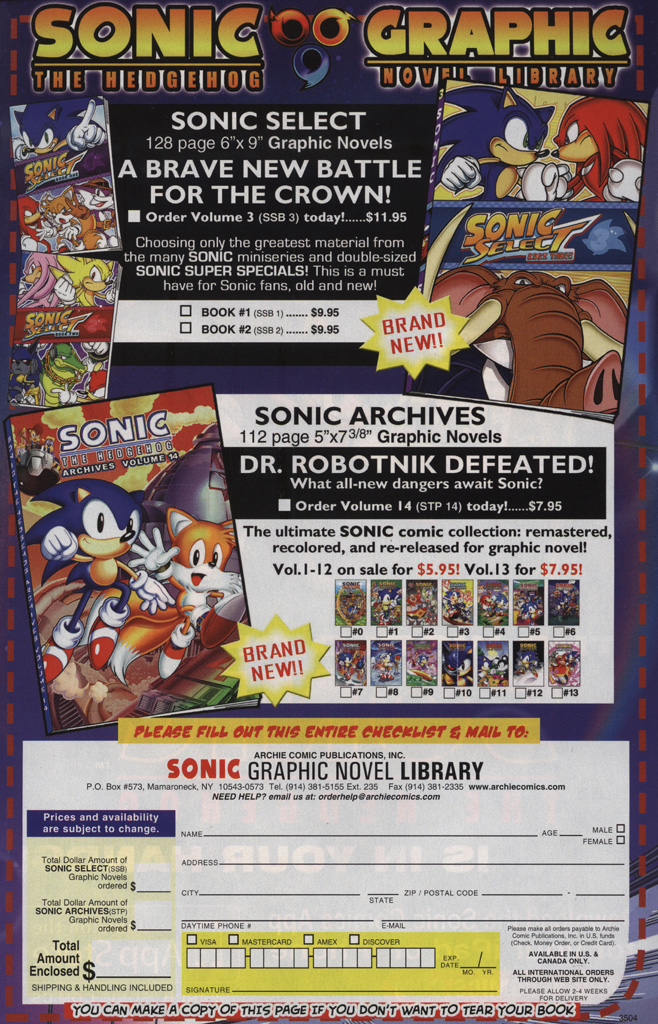 Read online Sonic Universe comic -  Issue #25 - 19