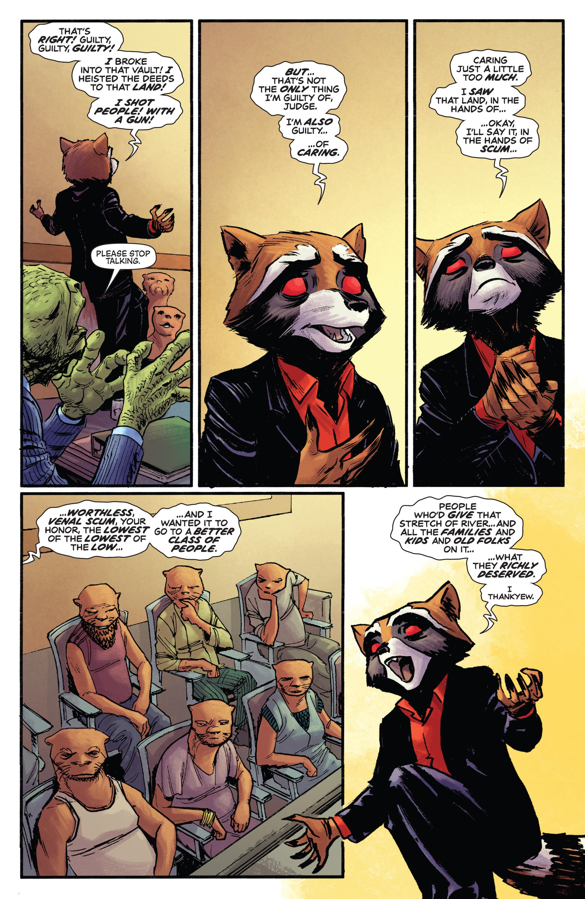 Read online Rocket comic -  Issue #2 - 19