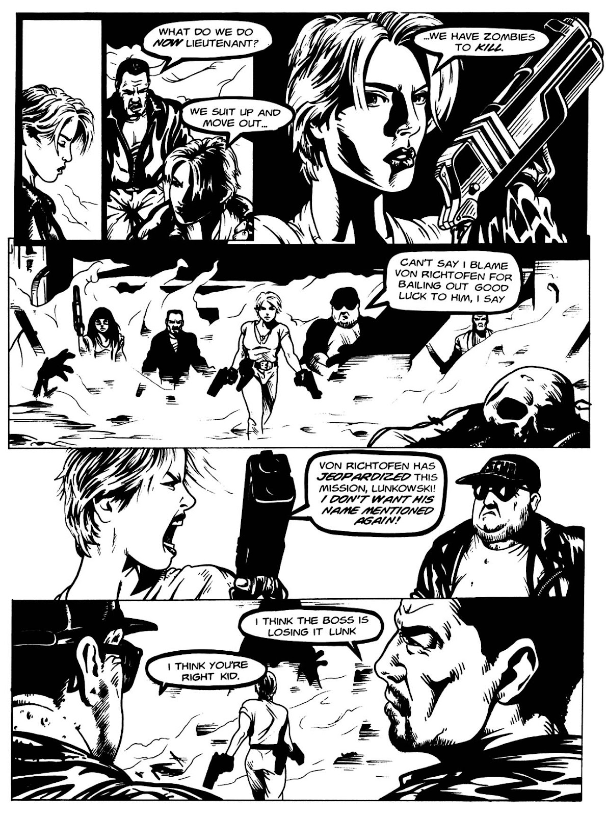 Read online Night of the Living Dead (1994) comic -  Issue #3 - 26