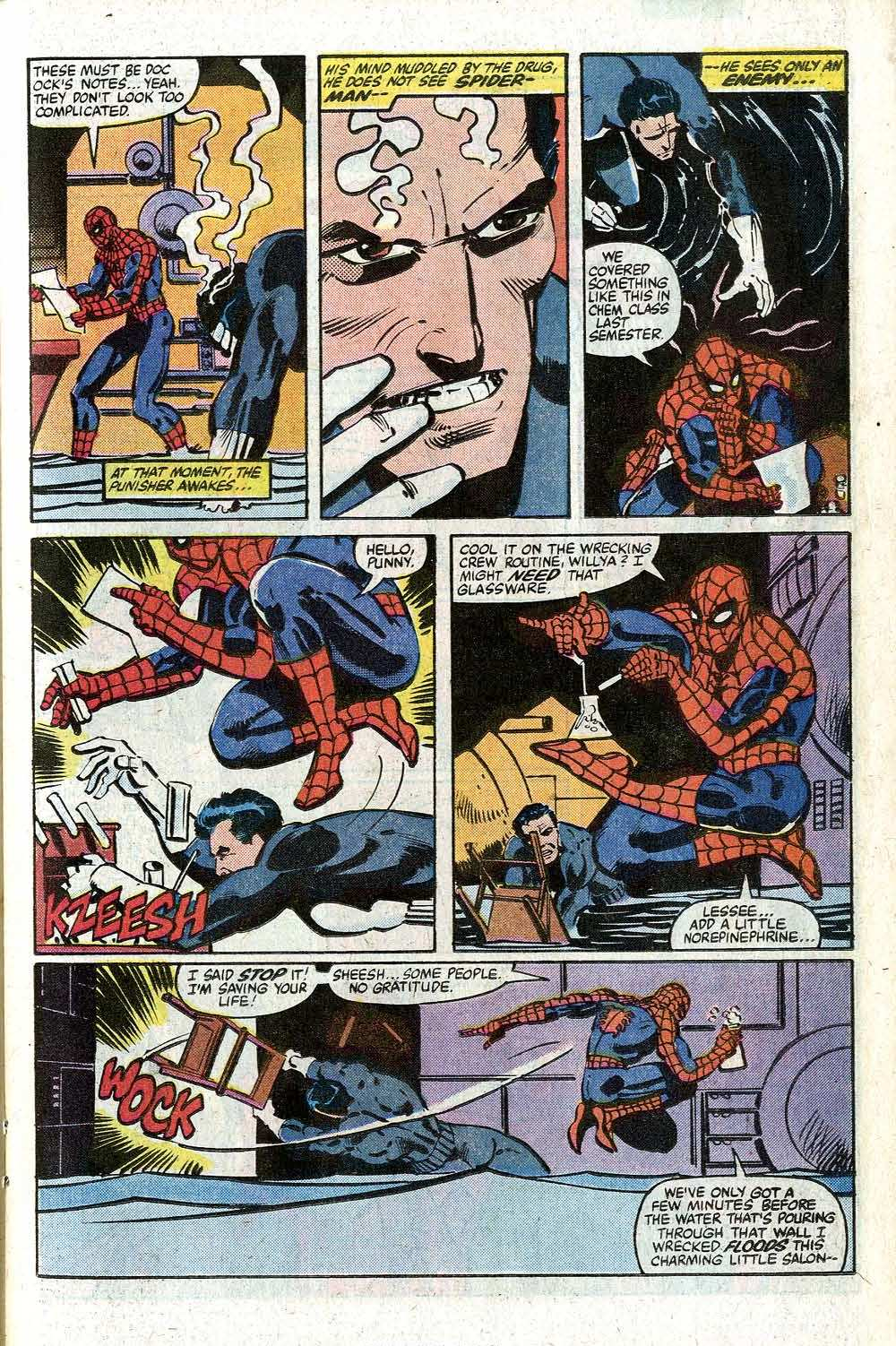 The Amazing Spider-Man (1963) _Annual_15 Page 22
