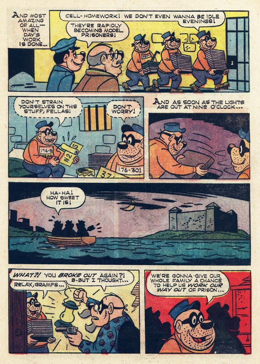 Walt Disney THE BEAGLE BOYS issue 6 - Page 8