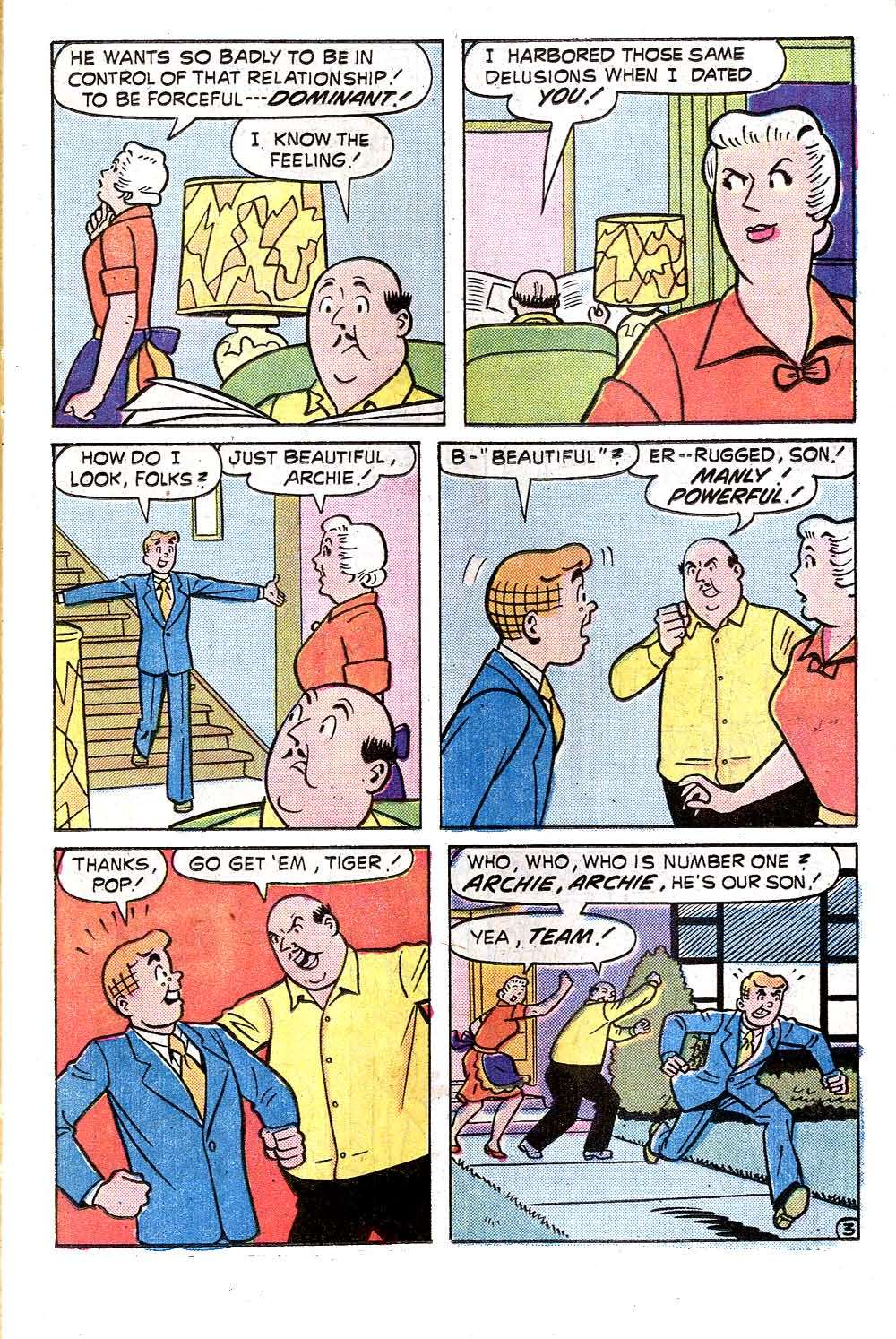 Read online Archie (1960) comic -  Issue #246 - 15