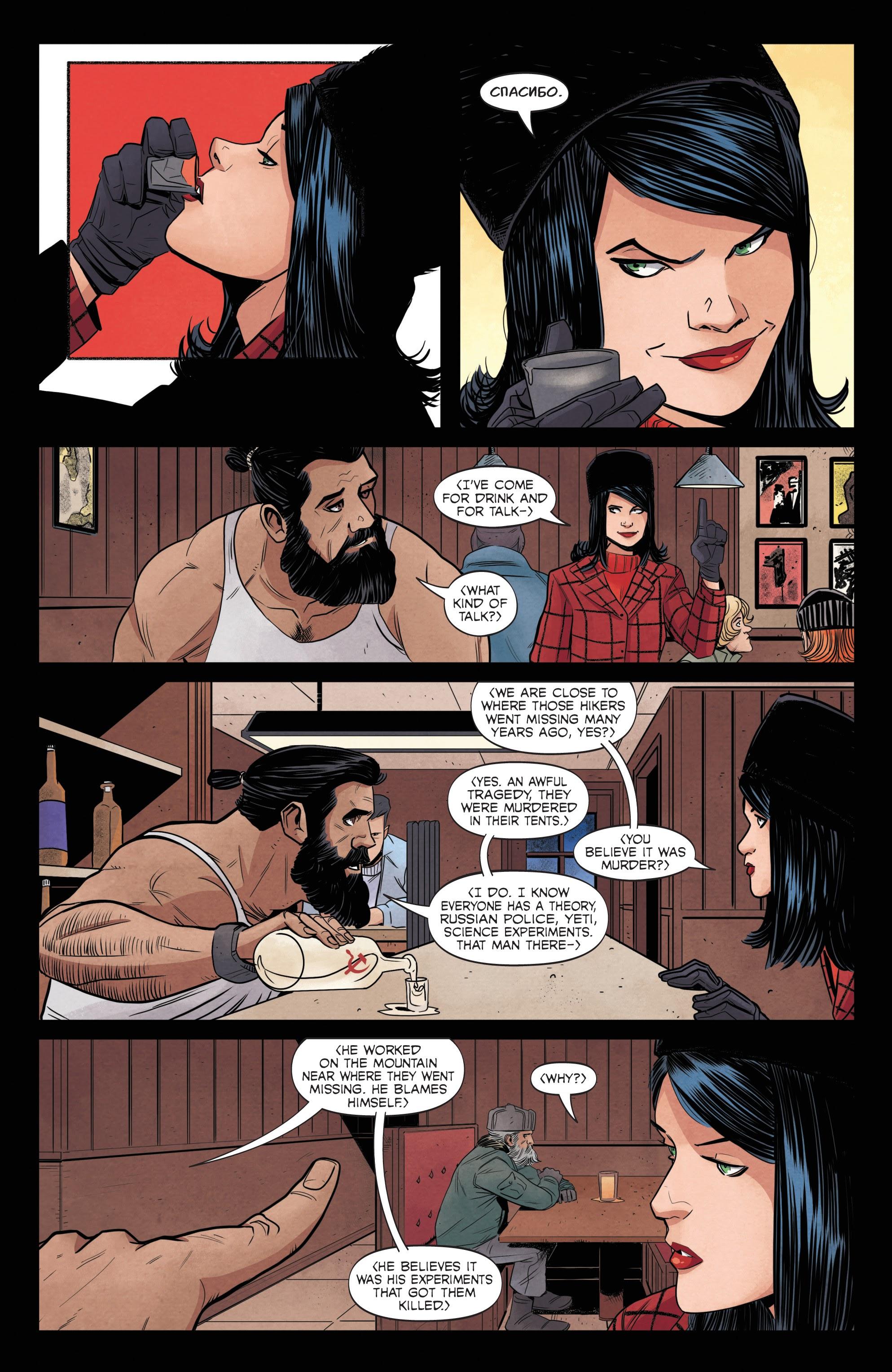 Vampirella/Red Sonja #1 #1 - English 15