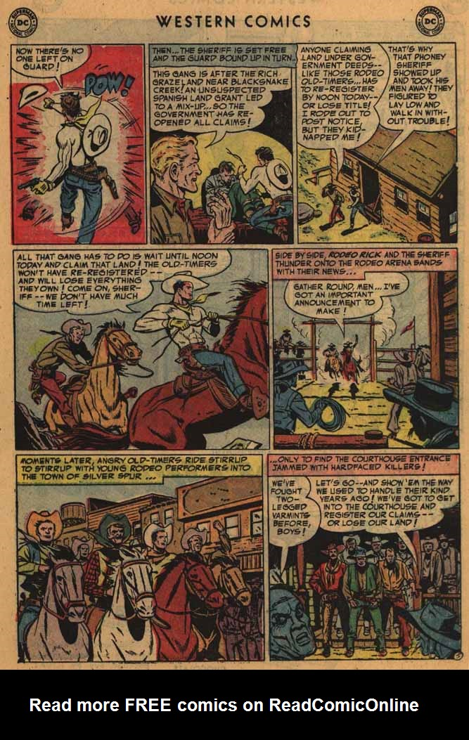 Western Comics issue 41 - Page 23