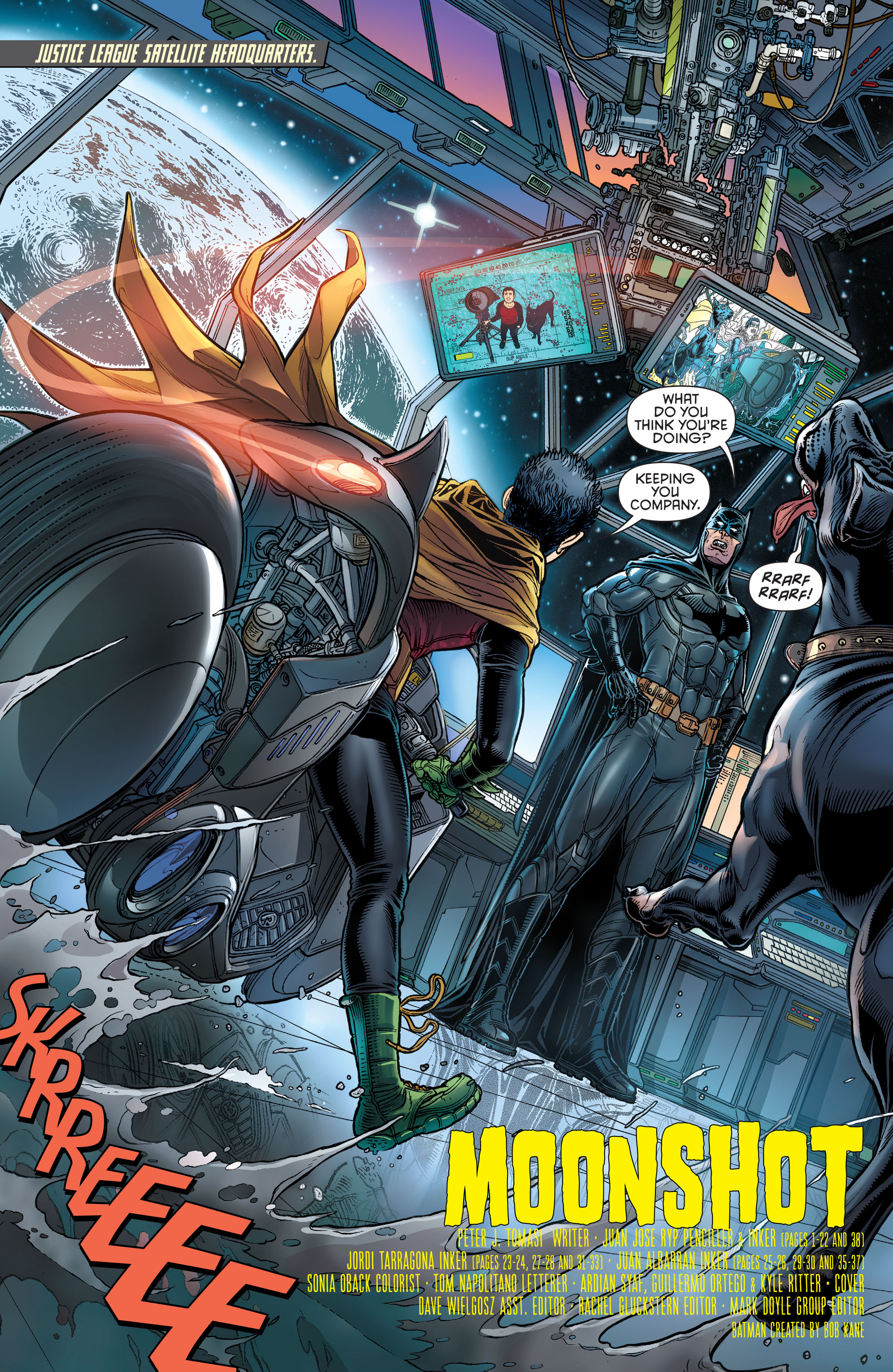 Read online Batman and Robin (2011) comic -  Issue # Annual 3 - 5