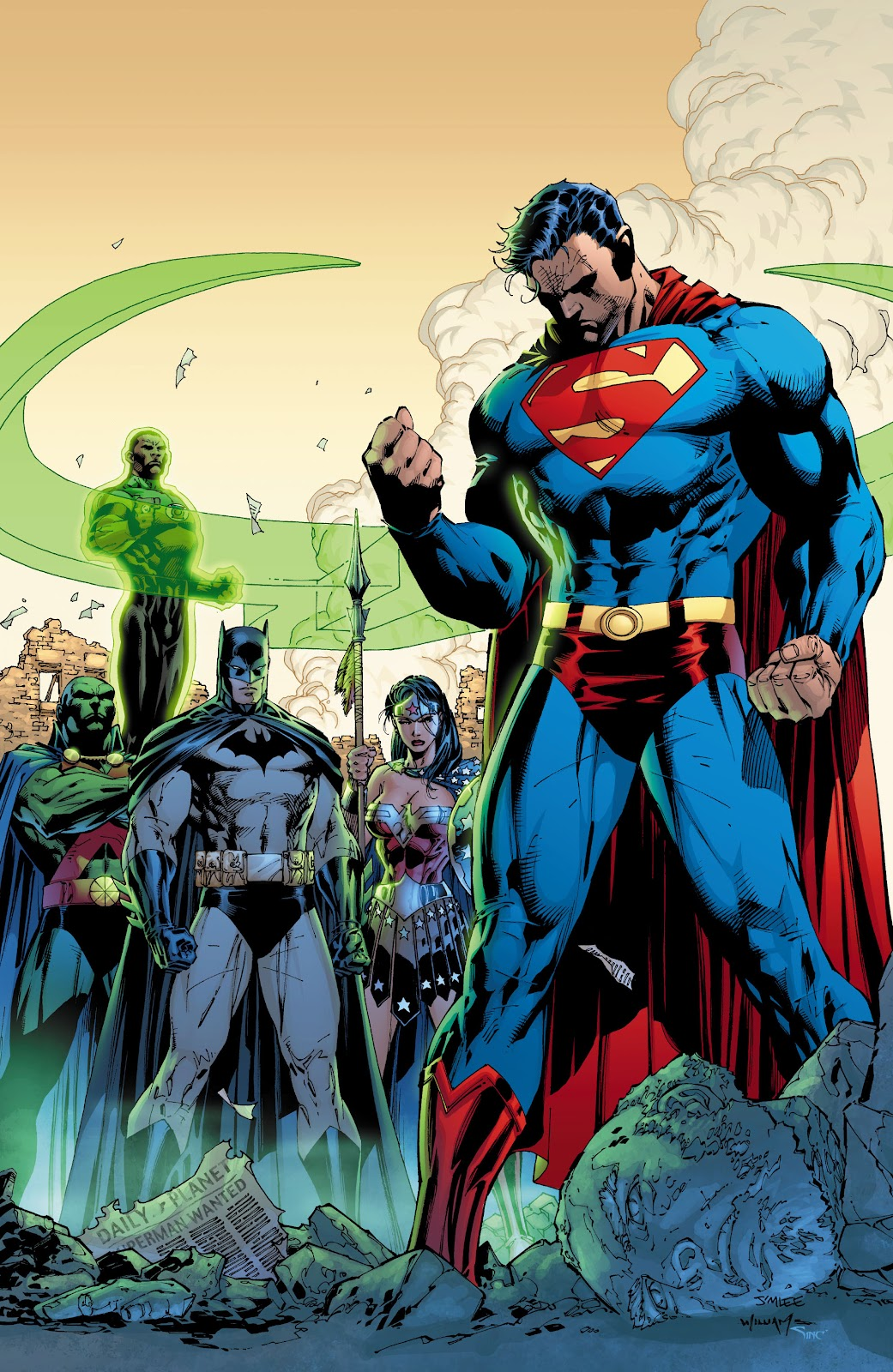 Read online Superman: For Tomorrow comic -  Issue # TPB (Part 2) - 7