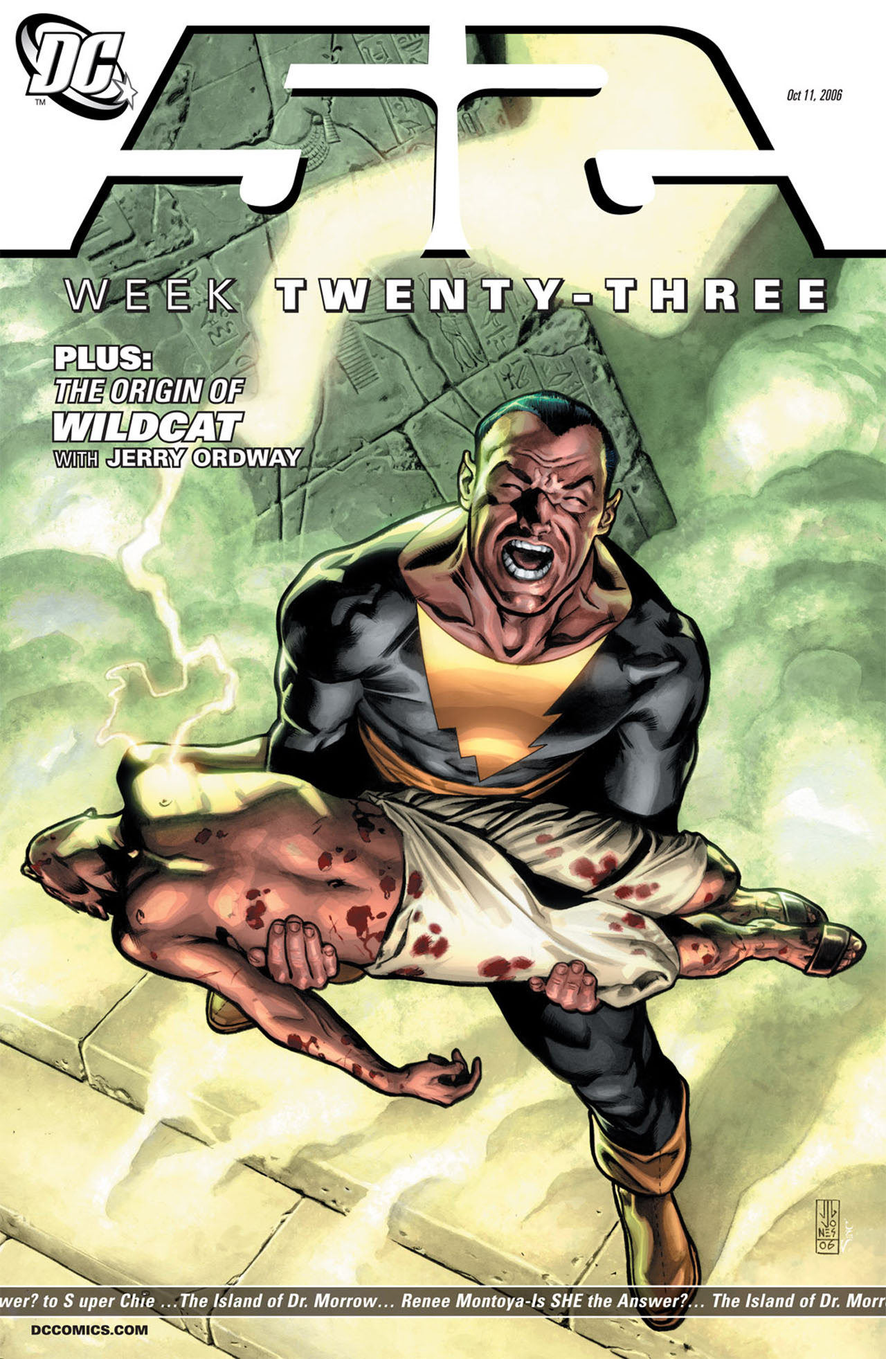Read online 52 comic -  Issue #23 - 1