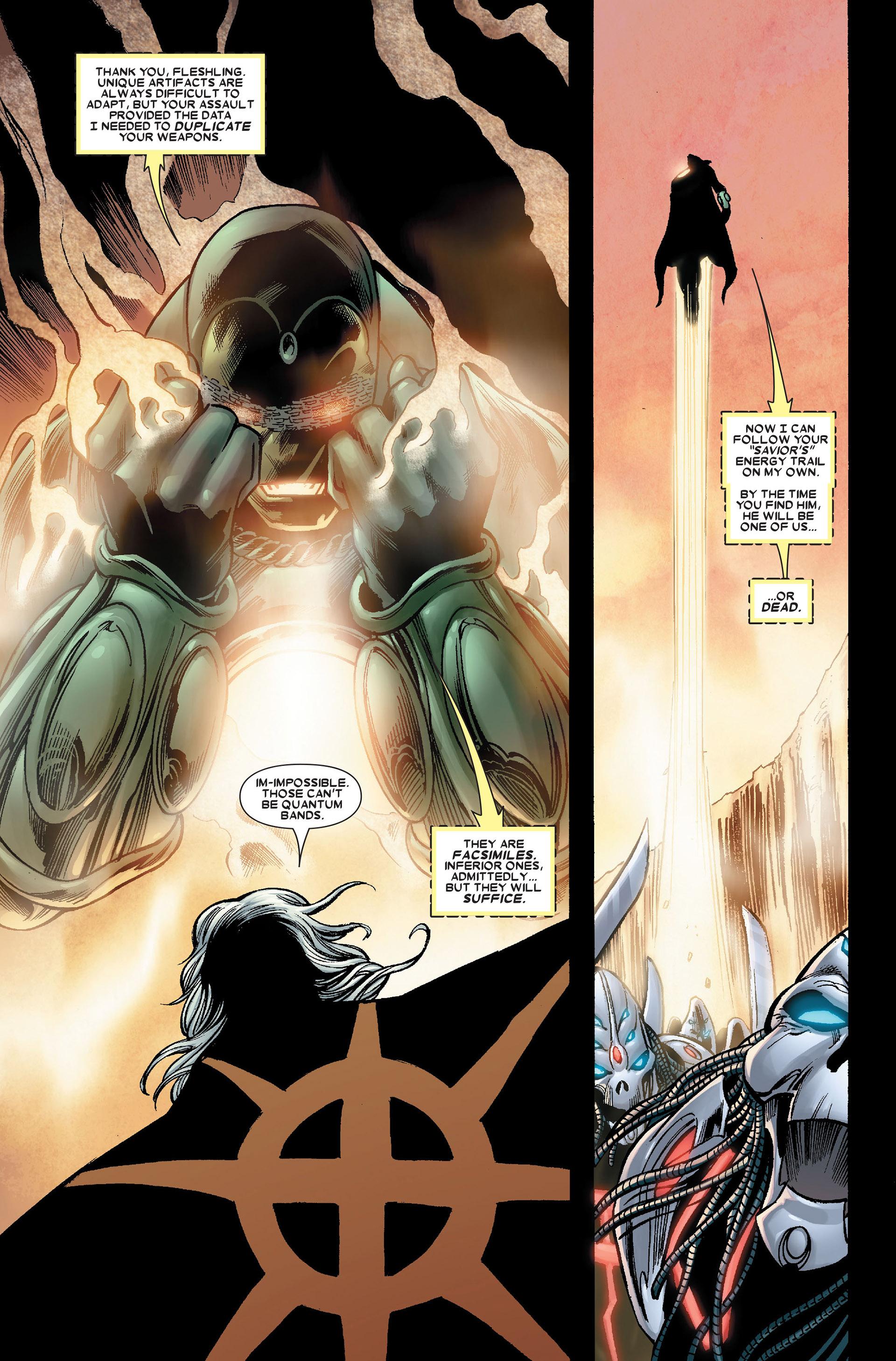 Read online Annihilation: Conquest - Quasar comic -  Issue #2 - 20