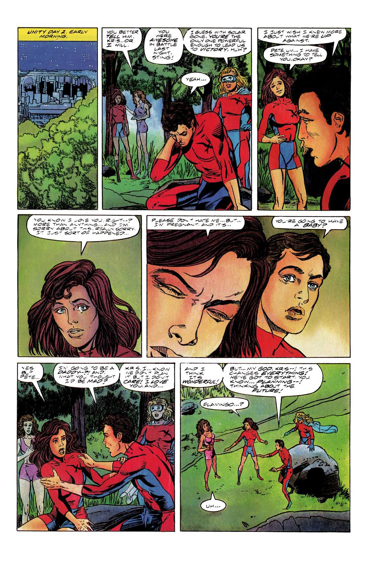 Read online Harbinger (1992) comic -  Issue #8 - 10