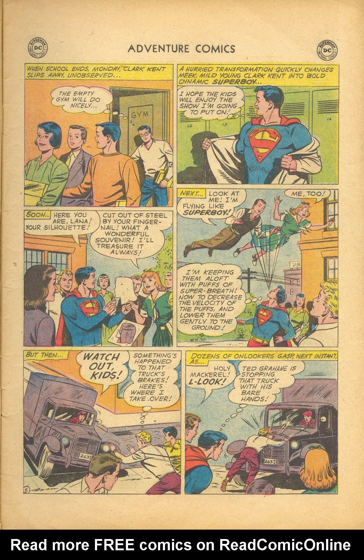 Read online Adventure Comics (1938) comic -  Issue #273 - 7
