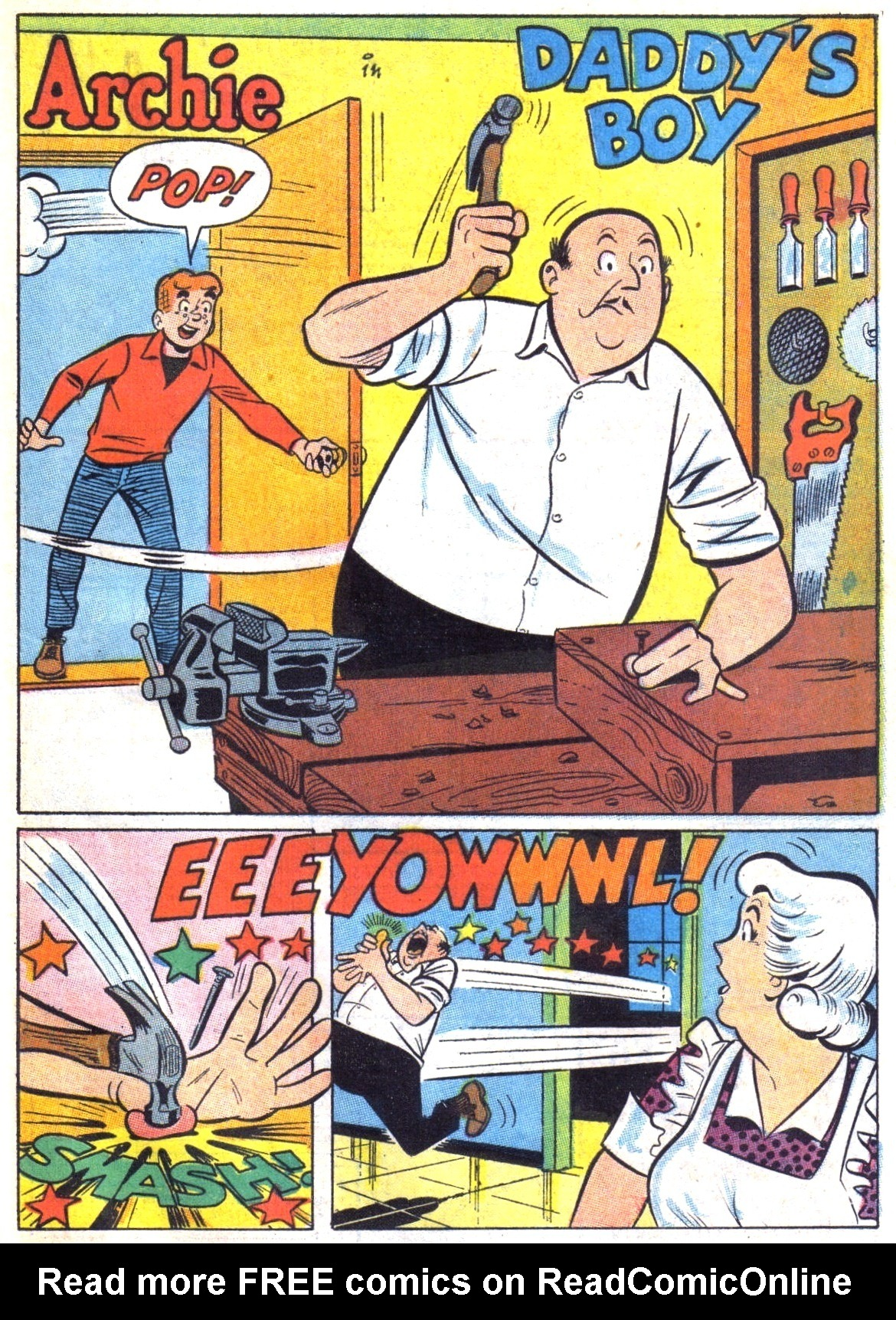 Read online Archie (1960) comic -  Issue #187 - 27