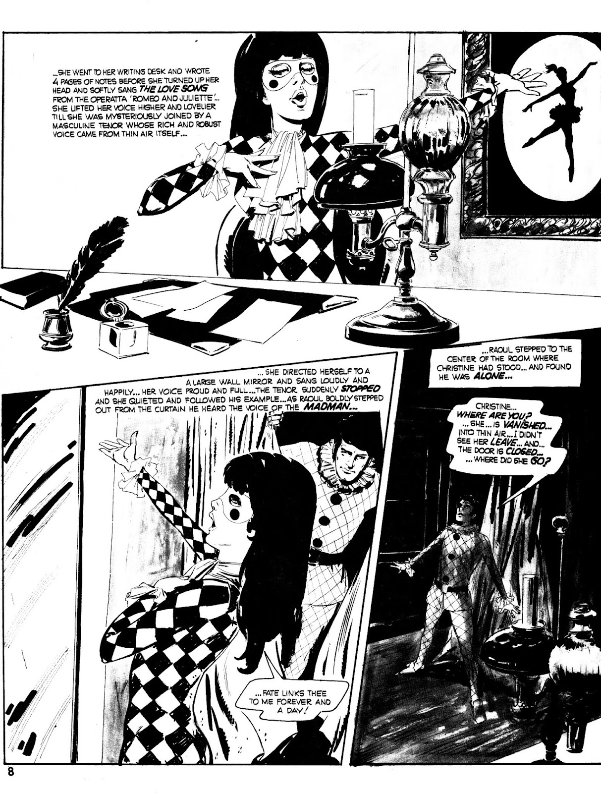 Scream (1973) issue 3 - Page 8