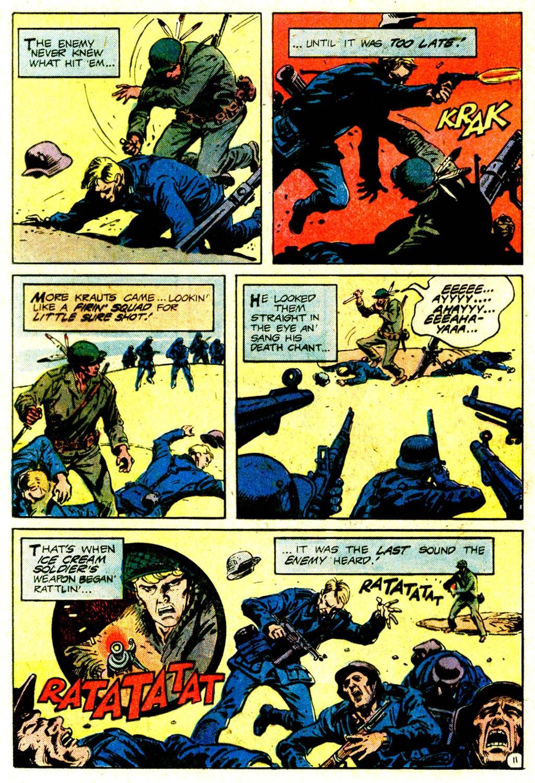 Read online Sgt. Rock comic -  Issue #365 - 15