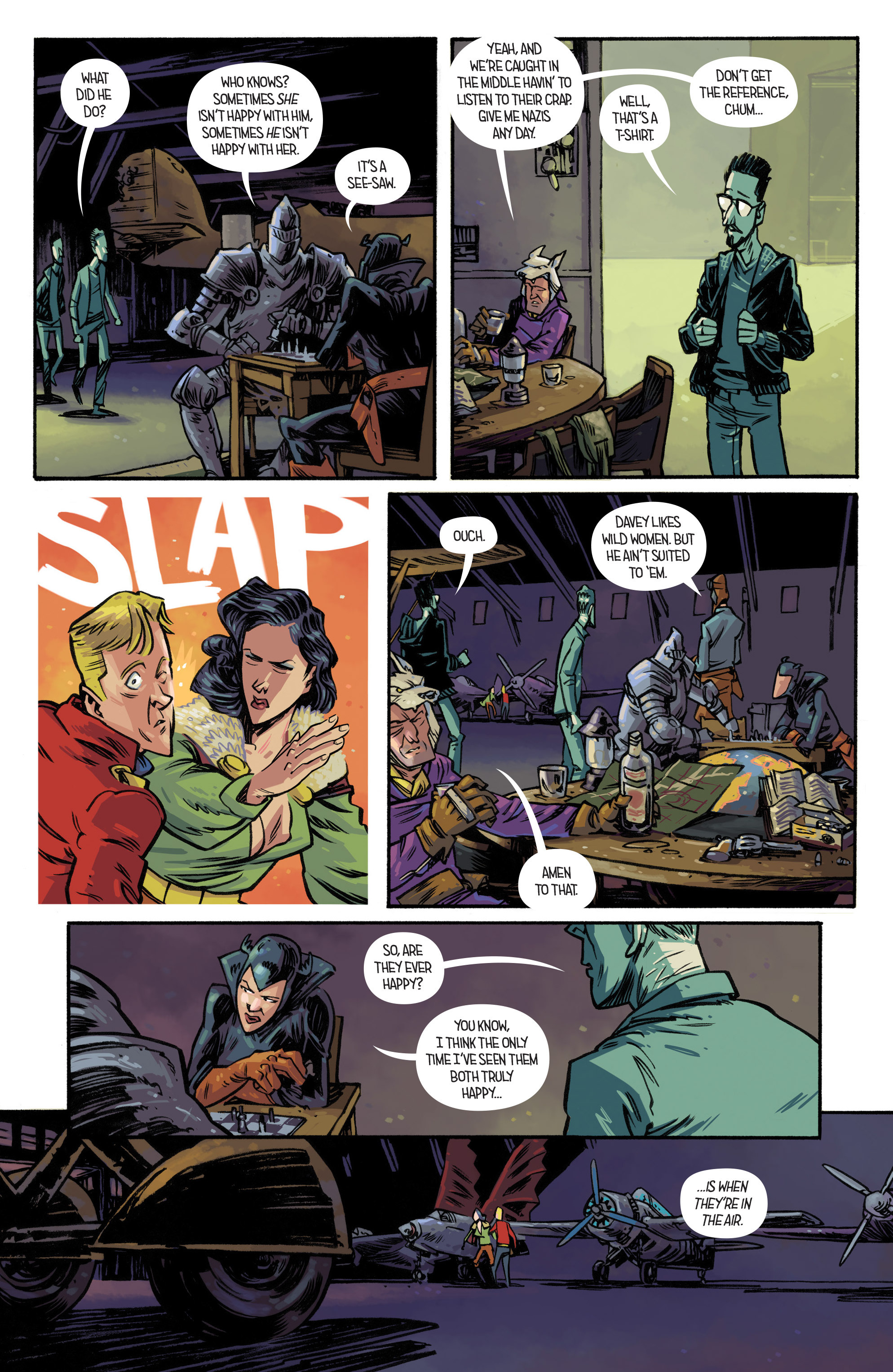 Read online Airboy comic -  Issue #3 - 12