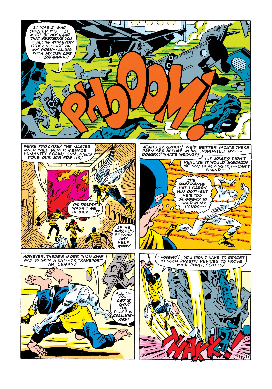 Read online Uncanny X-Men (1963) comic -  Issue #16 - 18