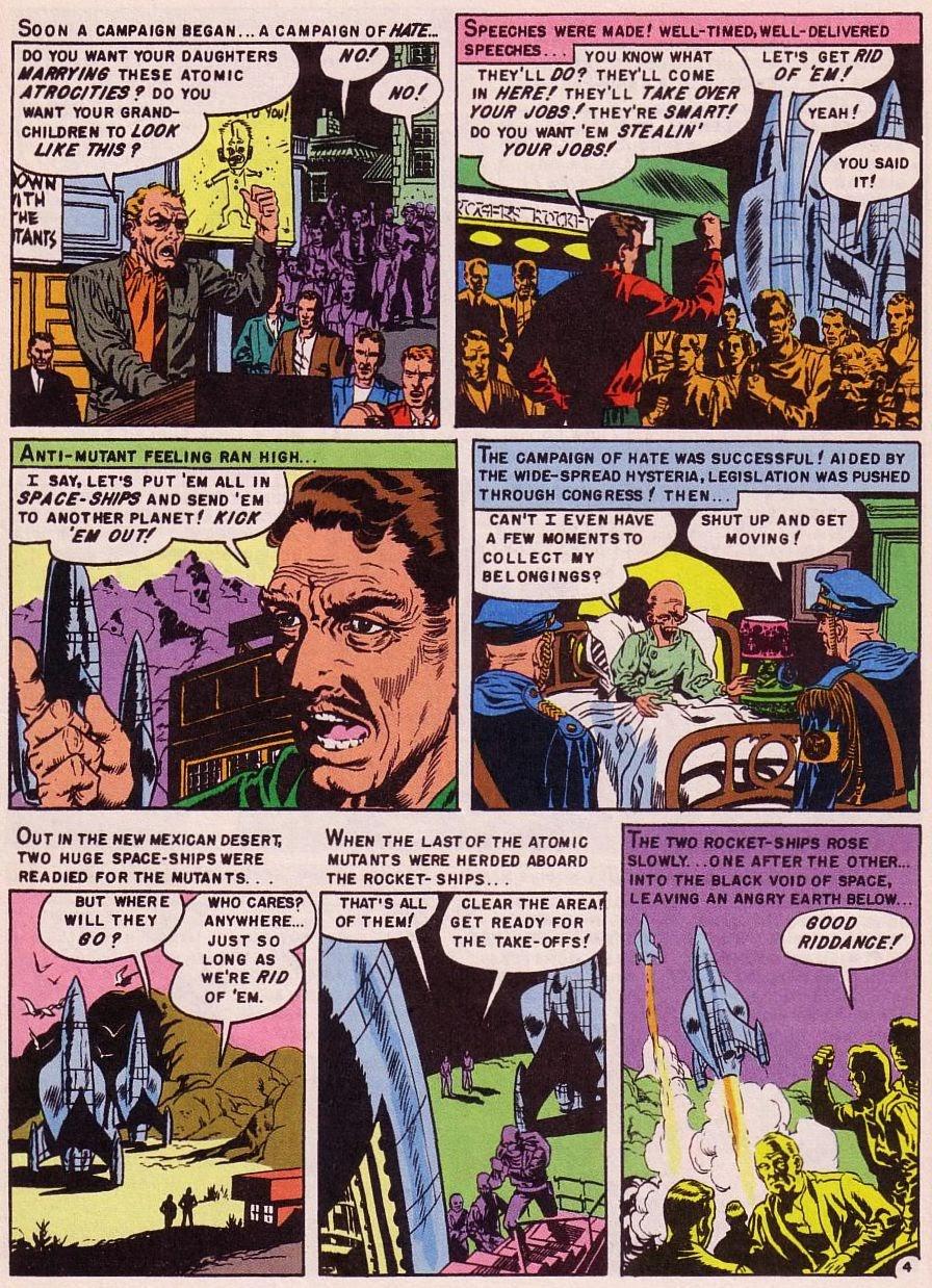 Weird Fantasy (1951) issue 10 - Page 21