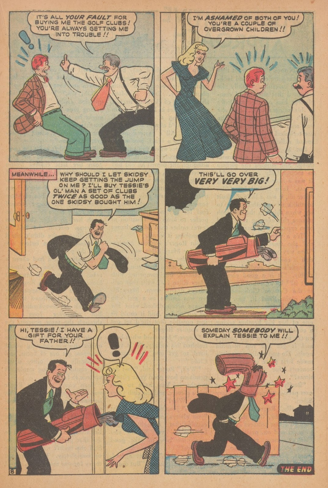 Read online Nellie The Nurse (1945) comic -  Issue #22 - 27