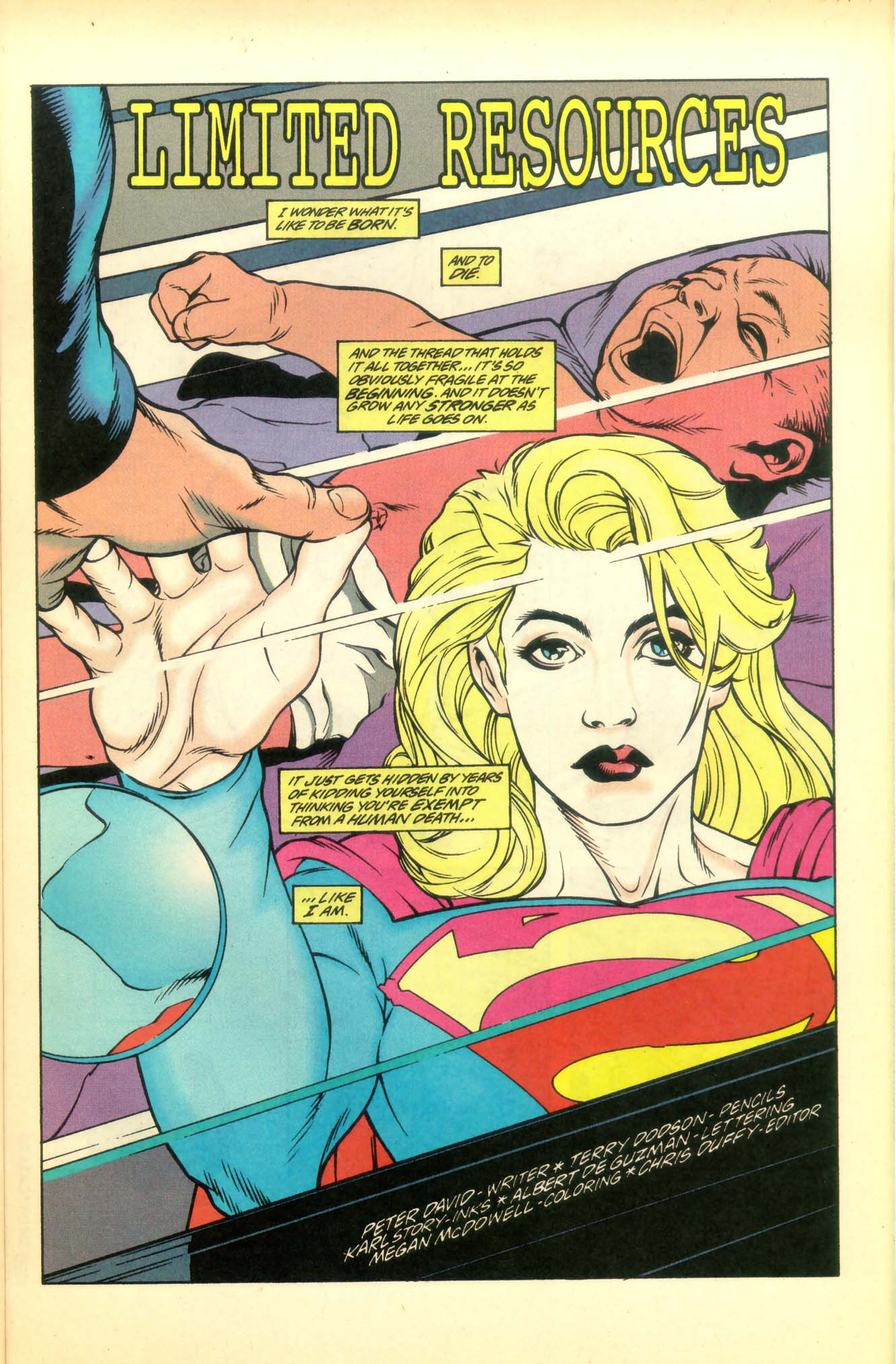 Read online Showcase '96 comic -  Issue #8 - 20