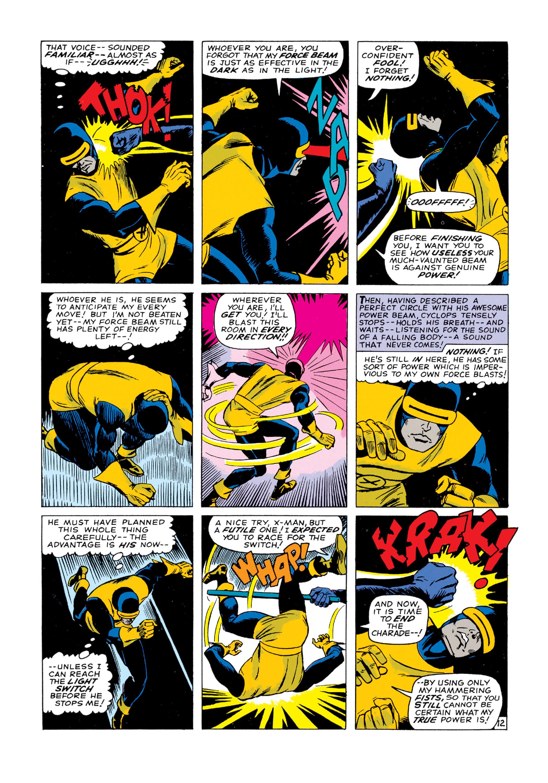 Uncanny X-Men (1963) 17 Page 12