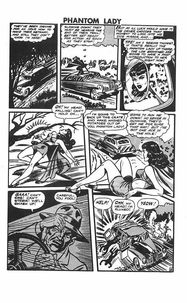 Read online Golden-Age Men of Mystery comic -  Issue #3 - 23