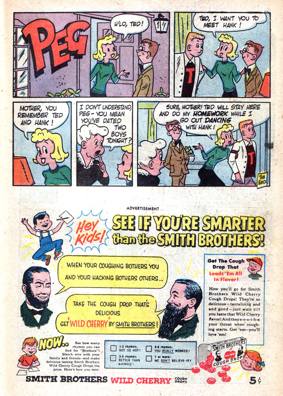 Read online Wonder Woman (1942) comic -  Issue #72 - 23