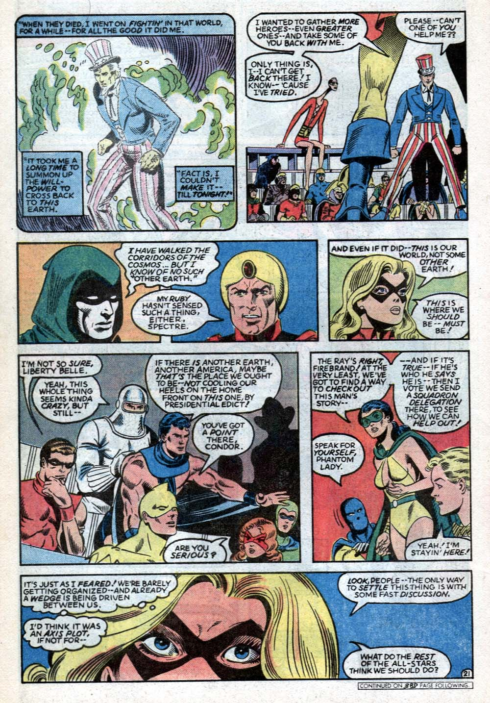 Read online All-Star Squadron comic -  Issue #31 - 28