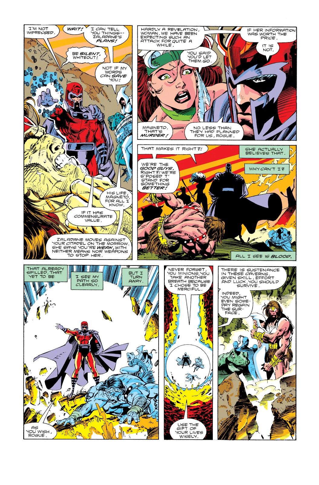 Uncanny X-Men (1963) issue 274 - Page 7