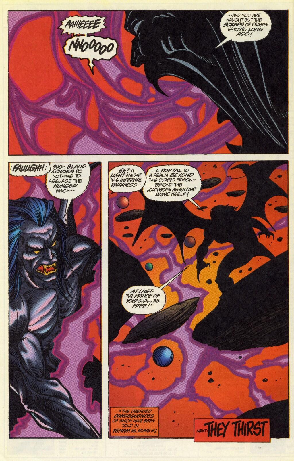Read online Rune (1995) comic -  Issue #5 - 23