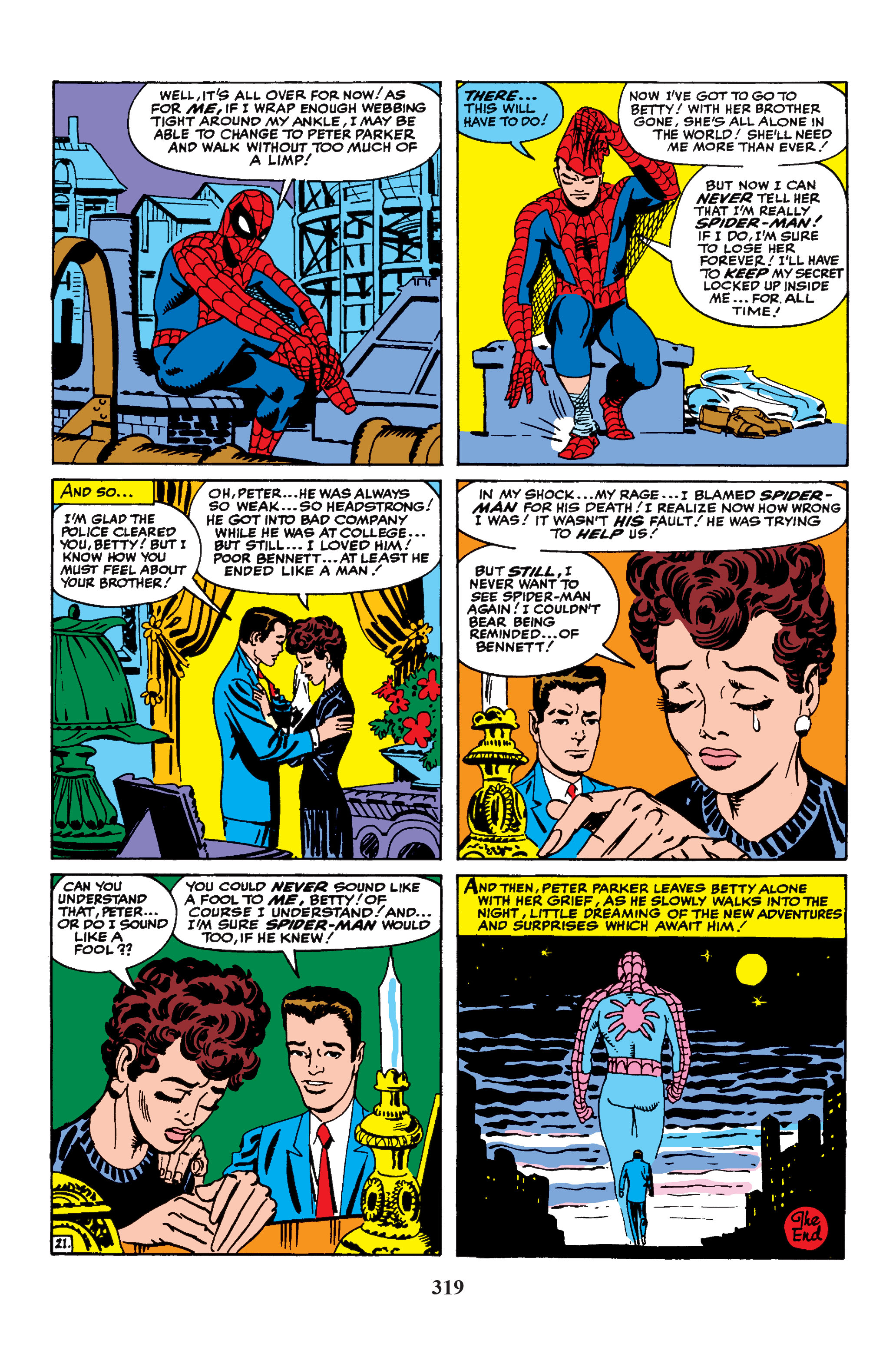 The Amazing Spider-Man (1963) 11 Page 21