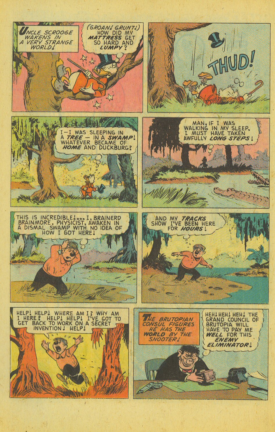Read online Uncle Scrooge (1953) comic -  Issue #123 - 20