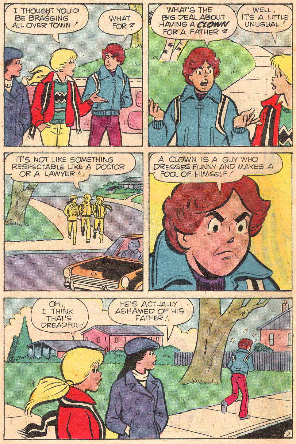 Read online Archie's Girls Betty and Veronica comic -  Issue #289 - 14