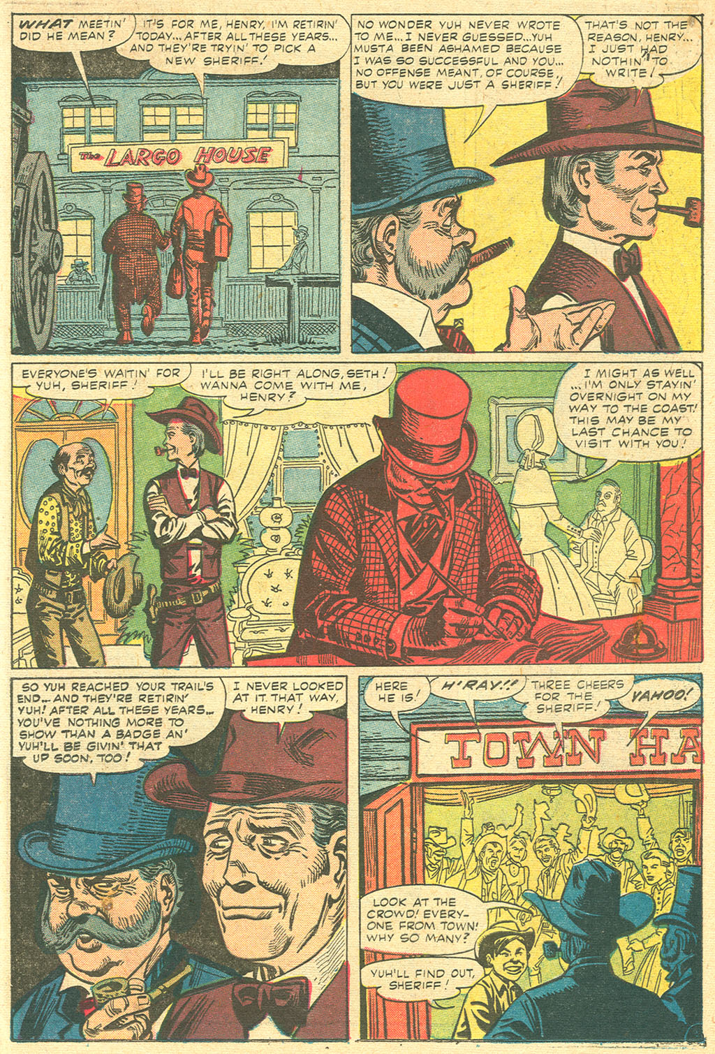 Read online Two-Gun Kid comic -  Issue #36 - 23