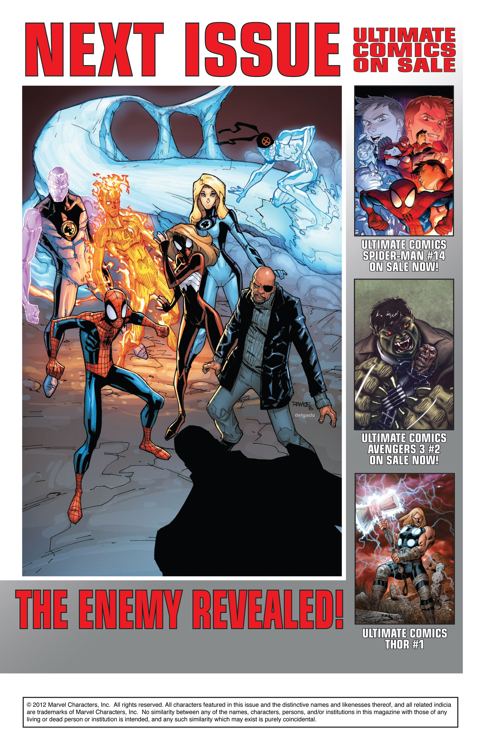Read online Ultimate Comics Doomsday comic -  Issue # Full - 142